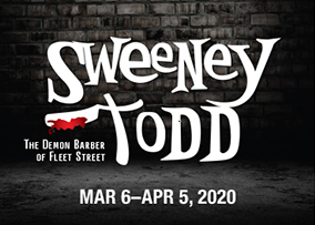 6th Street Playhouse - Sweeney Todd Announcement